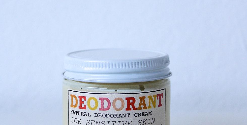 Grapefruit Deodorant Cream