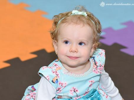 Festa Infantil: Nina