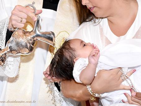 Batizado: Isabela