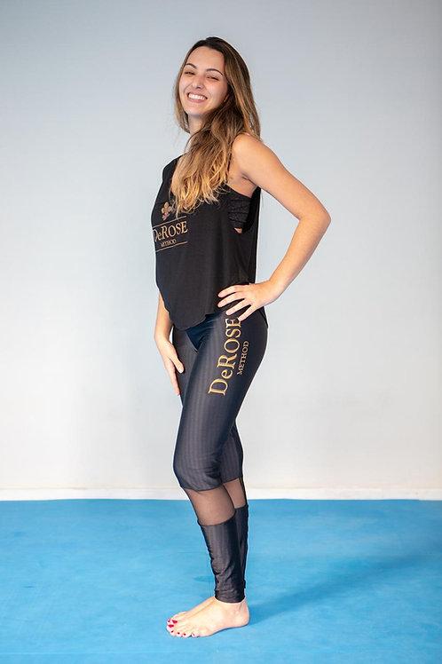 Blusa sobre top - feminino - DeRose Method