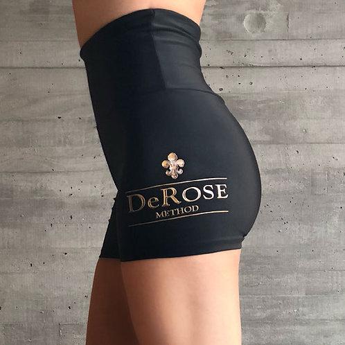 Shorts - cintura alta - DeROSE Method