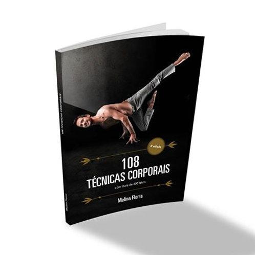 Livro - 108 Técnicas Corporais - Melina Flores