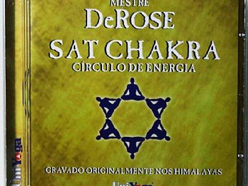 CD - Sat Chakra - DeRose