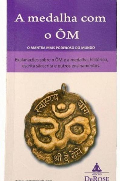 Pocket book - A medalha com o ÔM - DeRose