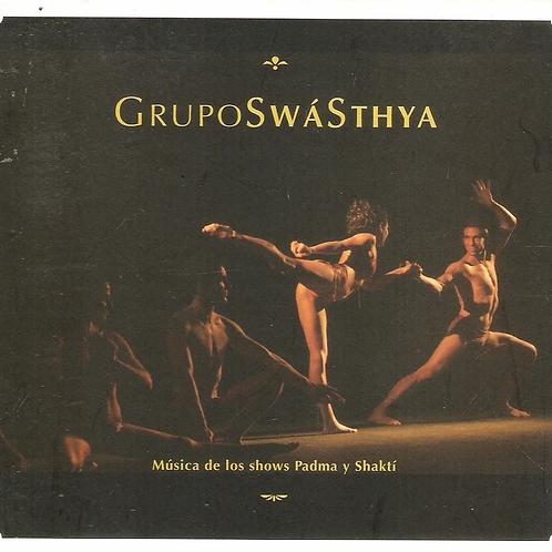 CD - Grupo SwáSthya - Padma y Shaktí
