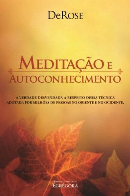 Combo Livro - Meditação e Autoconhecimento + CD - Desenvolva a sua Mente