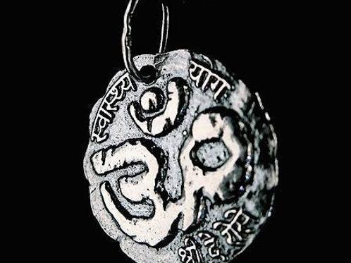 Medalha do ÔM em prata - média