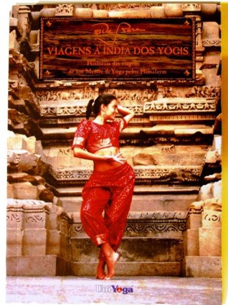 Livro - Viagens à Índia dos Yôgis - DeRose