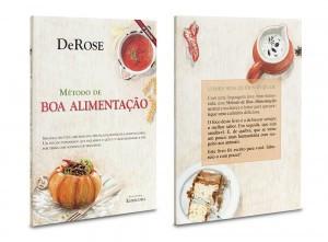 Livro Método de Boa Alimentação DeRose