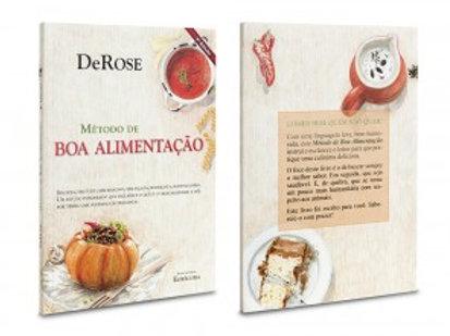 Livro - Método de Boa Alimentação - DeRose 4ª Ed.