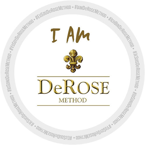 Adesivo - I am DeRose Method
