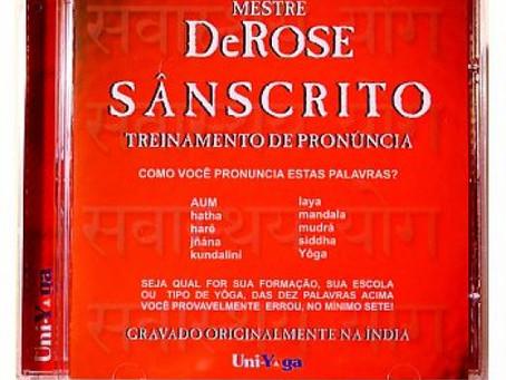 CD Sânscrito - Treinamento e Pronúncia