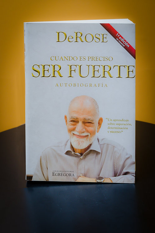 Livro - Cuando Es Preciso Ser Fuerte (espanhol)
