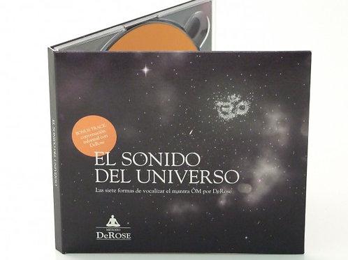 CD - El Sonido Del Universo - DeRose