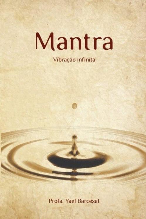 Livro - Mantra - Vibração Infinita - Yael Barcesat