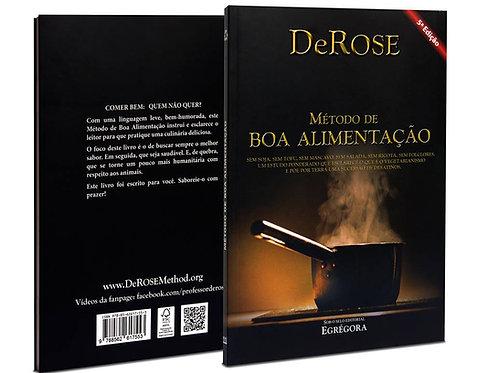 Livro - Método de Boa Alimentação - DeRose 5ª Ed.