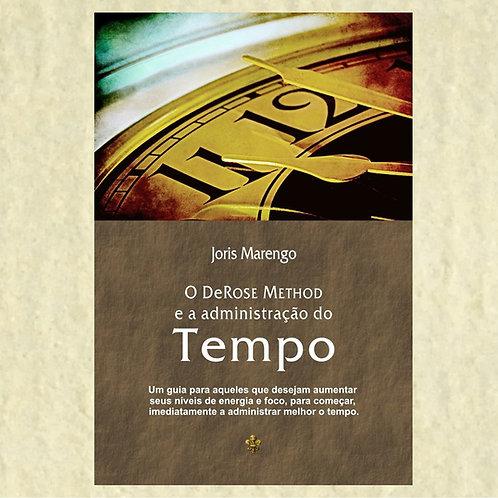 Livro - O DeRose Method e a administração do Tempo - Joris Marengo