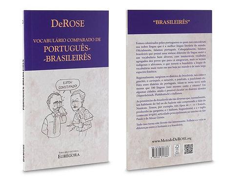 Pocket book - Vocab. comp de Português-Brasileirês