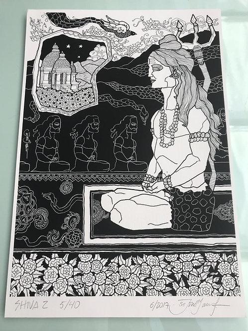 Obra - Shiva 2 - Fine Art - Joris Marengo