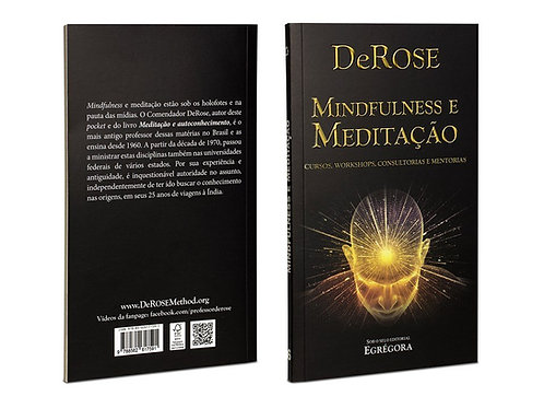 Pocket book - Mindfulness e Meditação