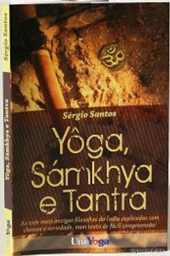 Livro - Yôga Sámkhya e Tantra - Sérgio Santos