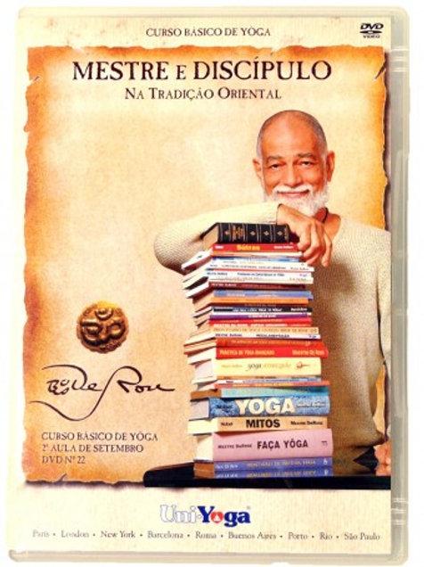 DVD - Curso Básico - Aula 22 - Relação Mestre/Disc