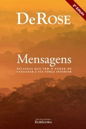 Livro - Mensagens - DeRose - 2ª Edição