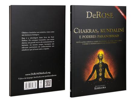 Livro - Chakras, Kundaliní e Poderes Paranormais - DeRose
