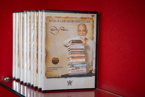 Pack - Coleção com 11 DVDs - Programa do Curso Básico