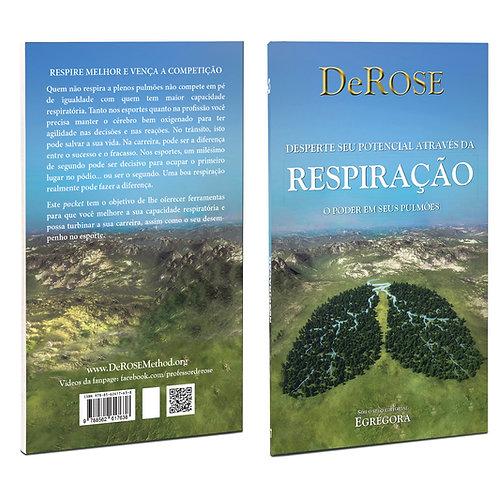 Pocket book - Respiração - DeROSE