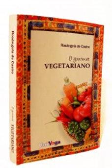 Livro - O Gourmet Vegetariano - Ro de Castro