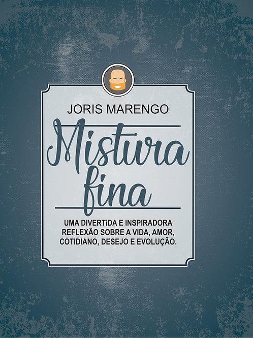 Livro - Mistura Fina - Joris Marengo
