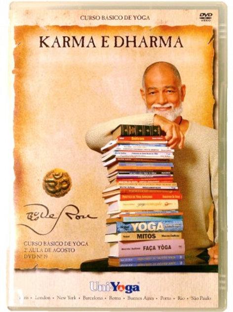 DVD - Curso Básico - Aula 19 - Karma e Dharma