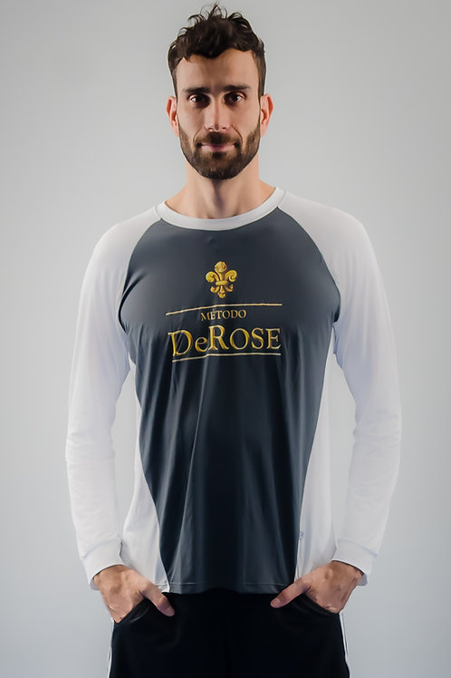Camiseta Raglan - masculina - Método DeRose