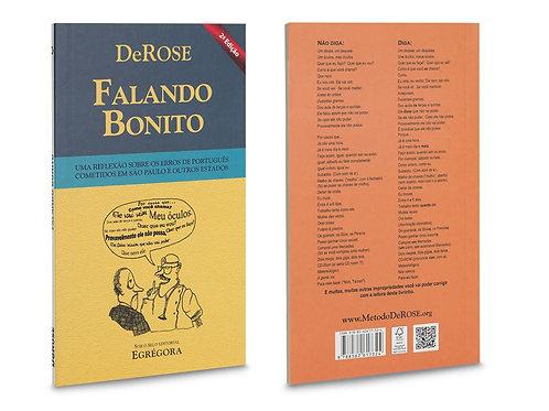 Pocket book - Falando bonito - 2ª edição - DeRose