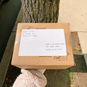 First Shipment