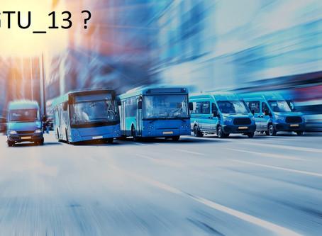 Czy sprzedaż każdej usługi transportowej od 1.10.2020 powinna być oznaczona GTU_13 ?