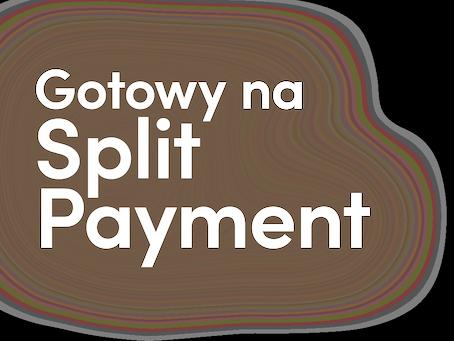 Obowiązkowy split payment: 1.9.2019 roku