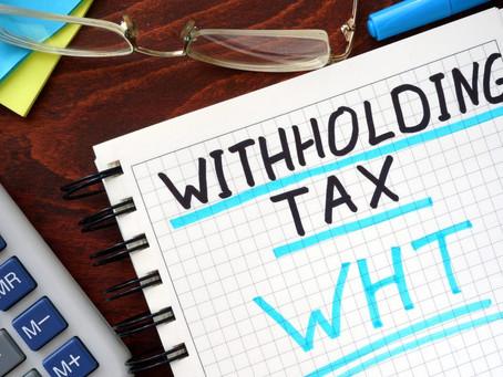 Podatek u źródła zapłacony za kontrahenta w kosztach podatkowych