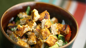 COCONUT CURRY TEMPEH RICE BOWL ~ FEATURED FROM THE 21 DAY SUPERSTAR CLEANSE