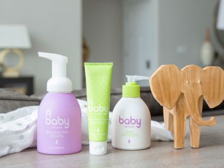 Behind the doTERRA® Baby Collection