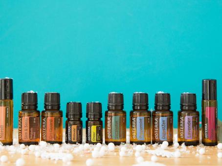 10 Oils for Winter