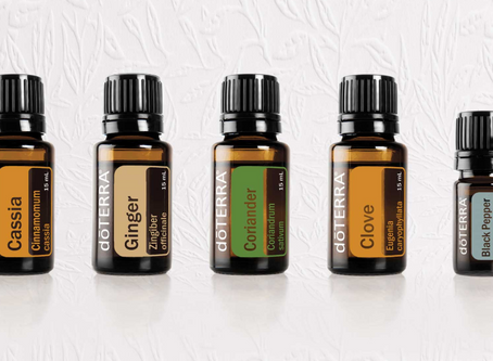 Using the Spice Essential Oils