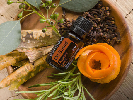 dōTERRA On Guard® Uses and Benefits