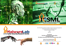 International Cyber Security and Machine Learning, Academic & Professional Program