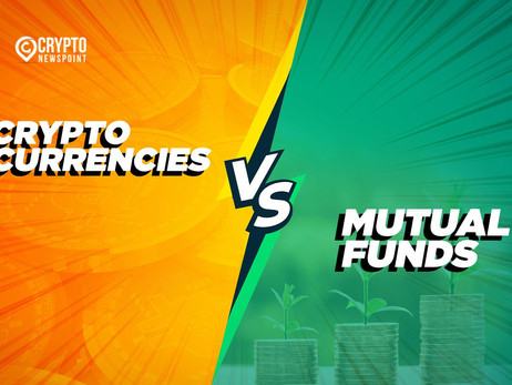 Cryptocurrencies Vs. Mutual Funds