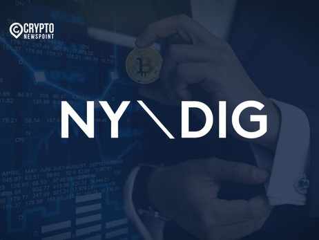 NYDIG To Launch A Business Initiative Relating To Bitcoin