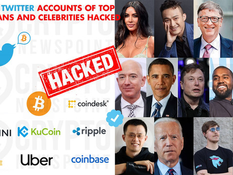 A Massive Synchronized Twitter Hack Compromised Dozens Of Verified Twitter Accounts