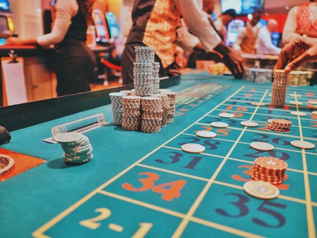 Casinos, Gambling and Blockchain: What It Holds?