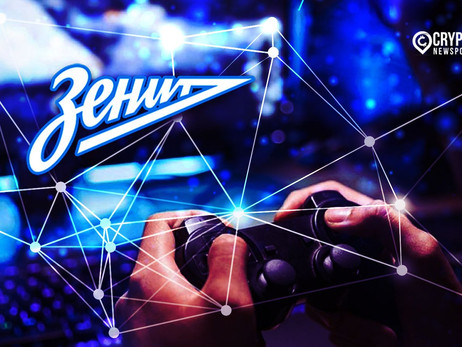 Russian Premier League Soccer Champion Zenit St. Petersburg To Enter The Blockchain Gaming World